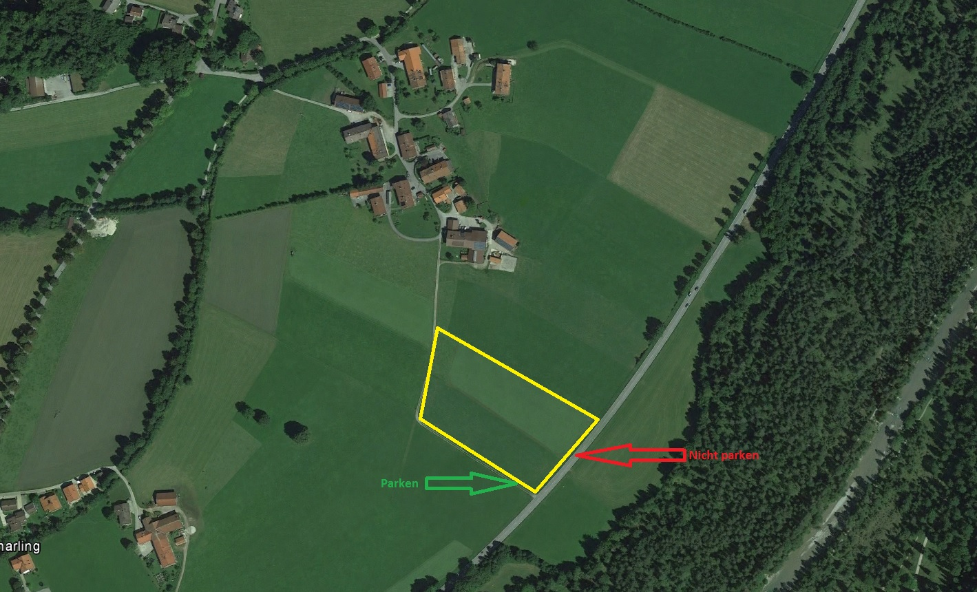 Wallberg Landeplatz HG 04