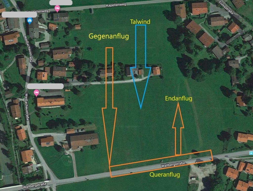 Landeplatz Wallberg Bild